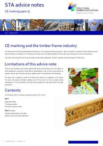 1.2 CE Marking and the timber frame industry - FAQ