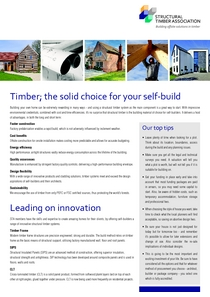 Timber - the Solid Choice For Your Self-Build