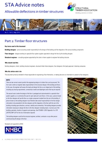 5.2 Timber Floor Structures