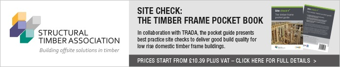 Timber Frame Construction - A Useful Pocket Site Guide