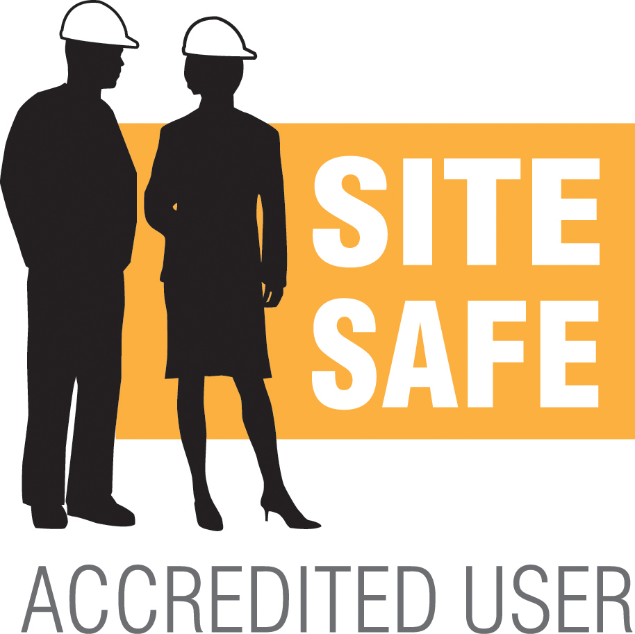 Site Safe Accredited